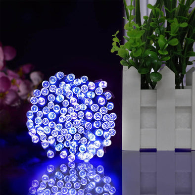 Street Garland Led String Strip Light - pure Green leaf