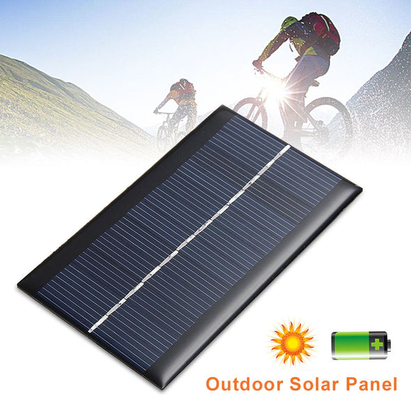 Solar Power Panel Battery Cell - pure Green leaf