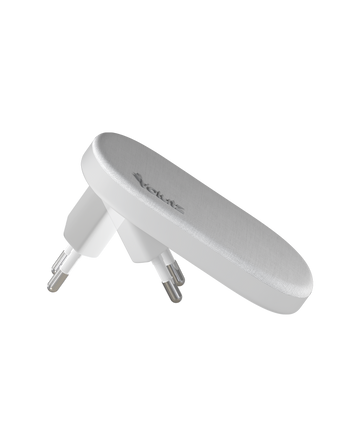 Quantum I 20W Ultra-slim Travel Charger USB-C Snow-white - Volutz