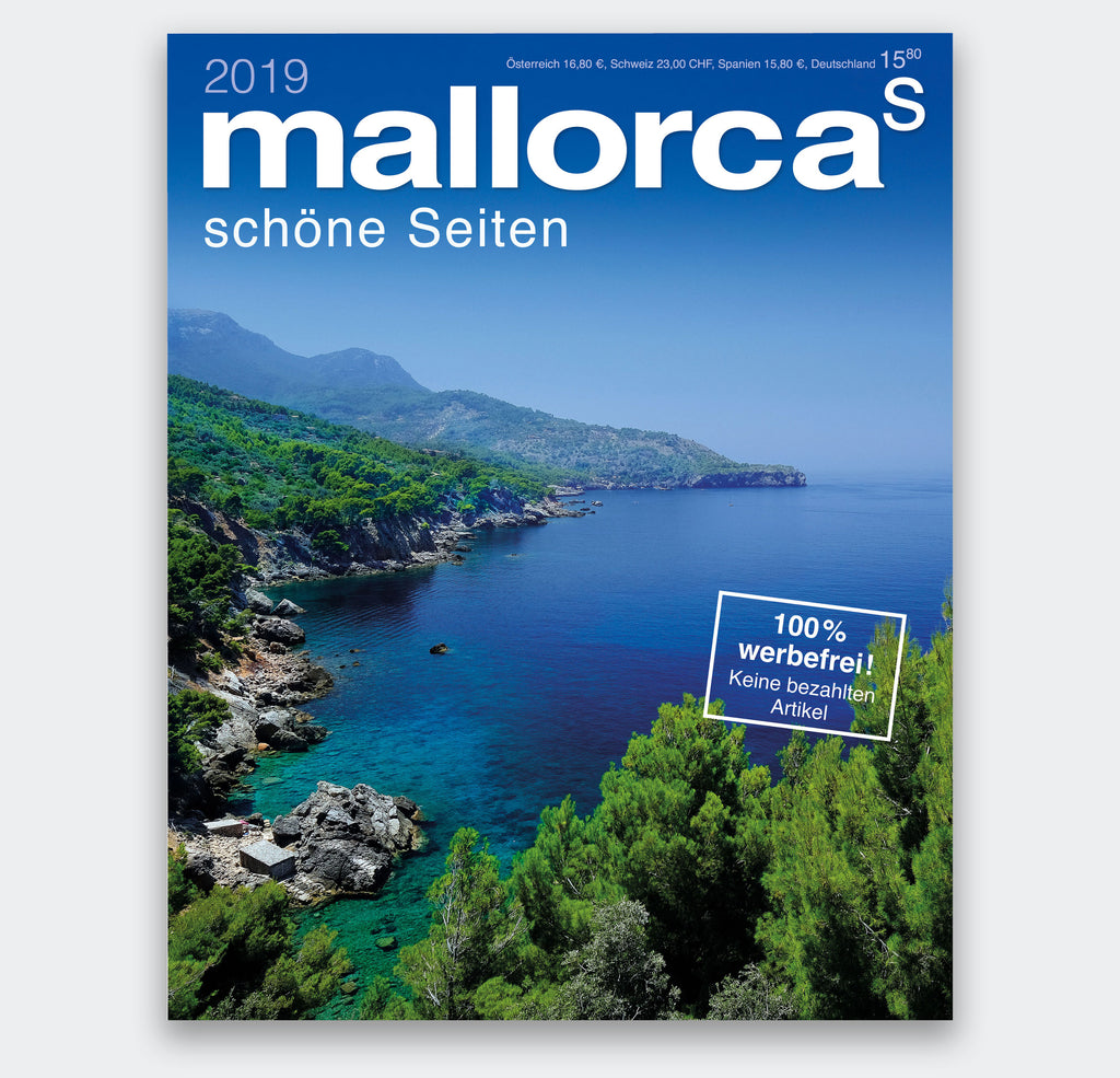 The magazine about the most beautiful sides of Mallorca