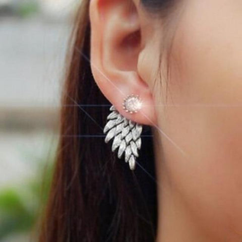 Women's Angel Earrings