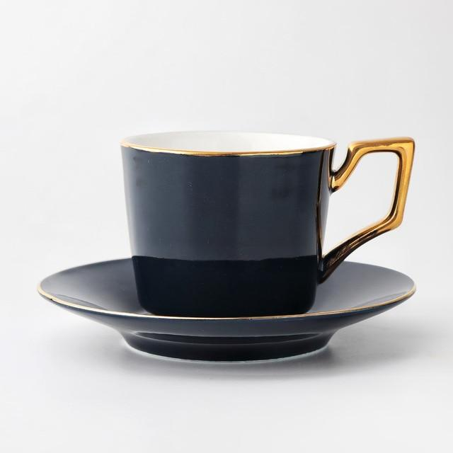 Ceramic Coffee  Saucer