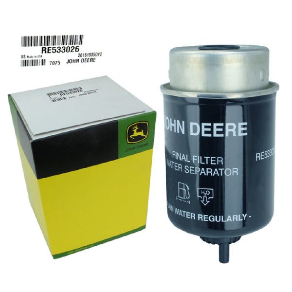RE533026 - John Deere Fuel Filter