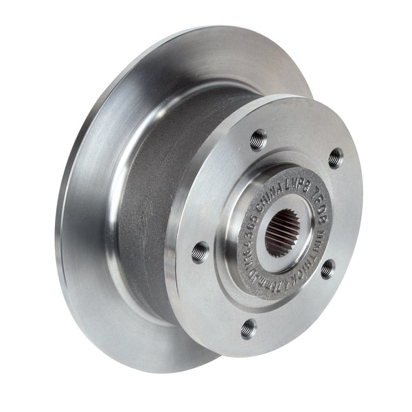 AM142949 - Wheel Hub with Brake Rotor Assembly for XUV Gators