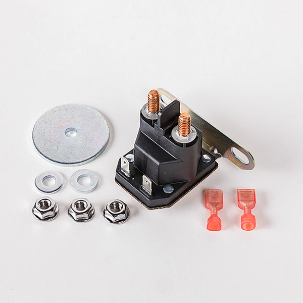 AUC10907 - Starter Solenoid Kit For100, LT, L, LA, LT, LTR, SST, Z200, Z400 and Z600 Riding Lawn Mowers