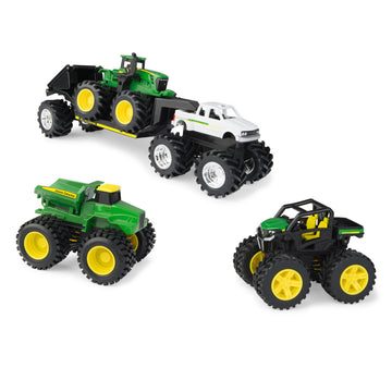 John Deere 5 inch Monster Treads Set