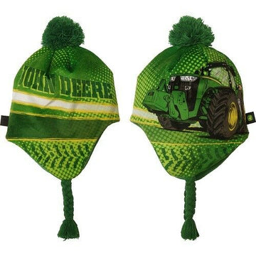John Deere Boy Toddler Winter Cap
