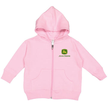 Girls Infant Zip Hoodie