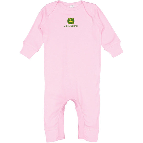 Girls Infant L/S Romper