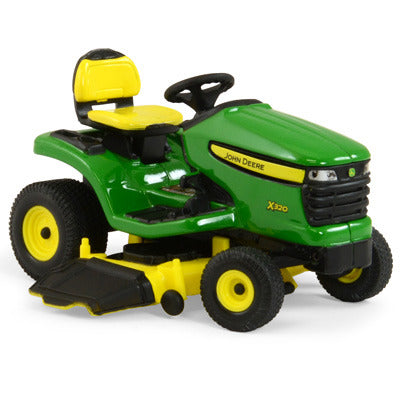 John Deere X320 Mower (1/16) replica