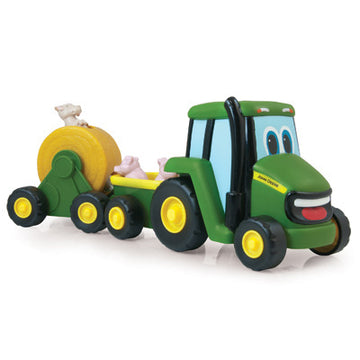 County Fair Caravan John Deere Johnny Tractor farm toy
