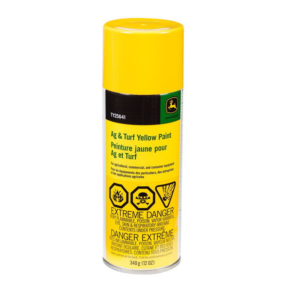 TY25641 - Ag and Turf Yellow Paint (aerosol)