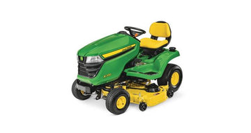 John Deere X330, 48-in. deck