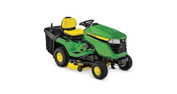 John Deere X350R, 42-in. rear-discharge deck