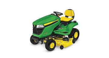 John Deere X350, 48-in. deck