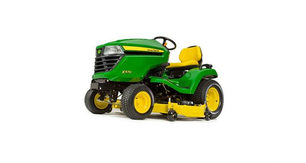 John Deere X570, 54-in. Deck