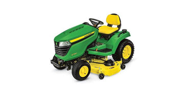 John Deere X580, 54-in. Deck