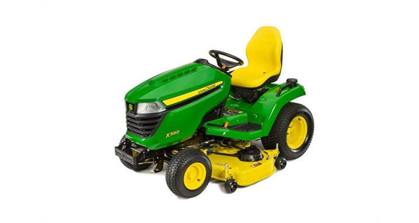 2019 John Deere X590, 48-in. Deck