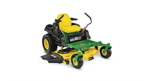 John Deere Z535M 48-in deck