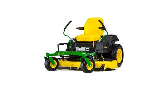 John Deere Z540R 48-in deck