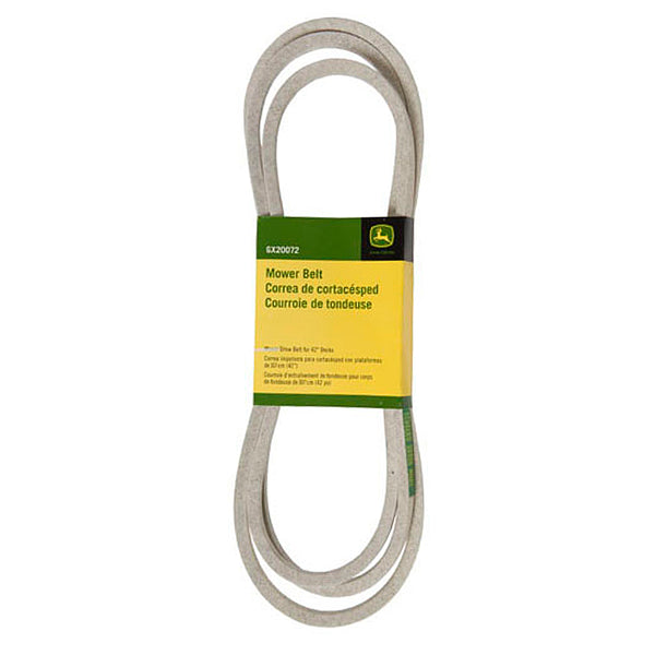 "Deck Drive Belt For 100, D100, E100, L100, LA100 and S200 Series with 42"" Deck"