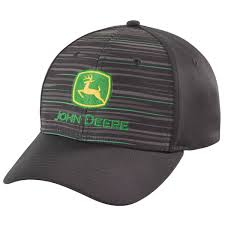 John Deere Men's Lined Hat