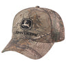 John Deere Men's Full Camo Hat