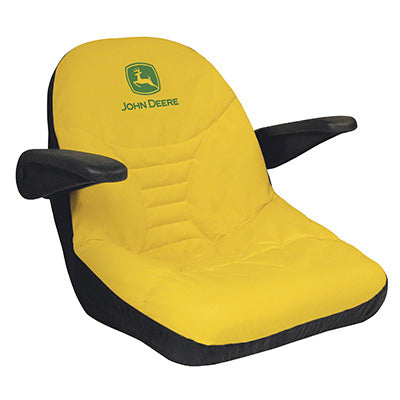 John Deere Ztrak Seat Cover - with armrests