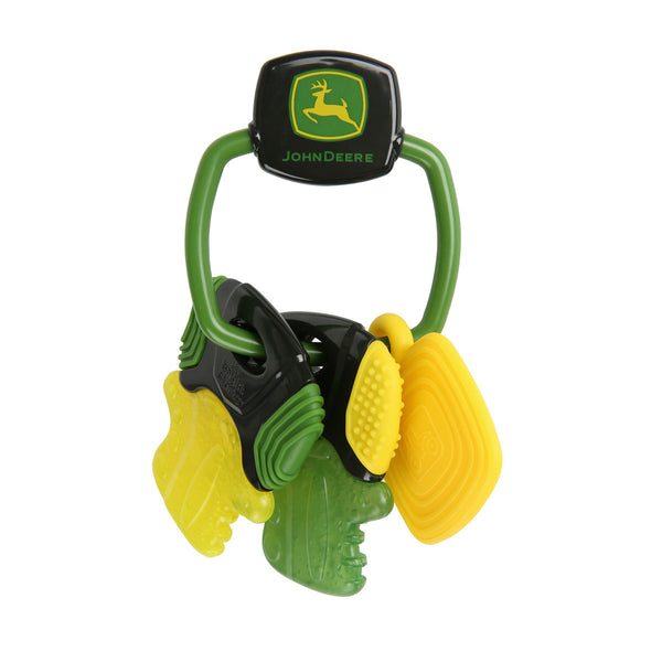 John Deere Crank Er Up Teether Keys