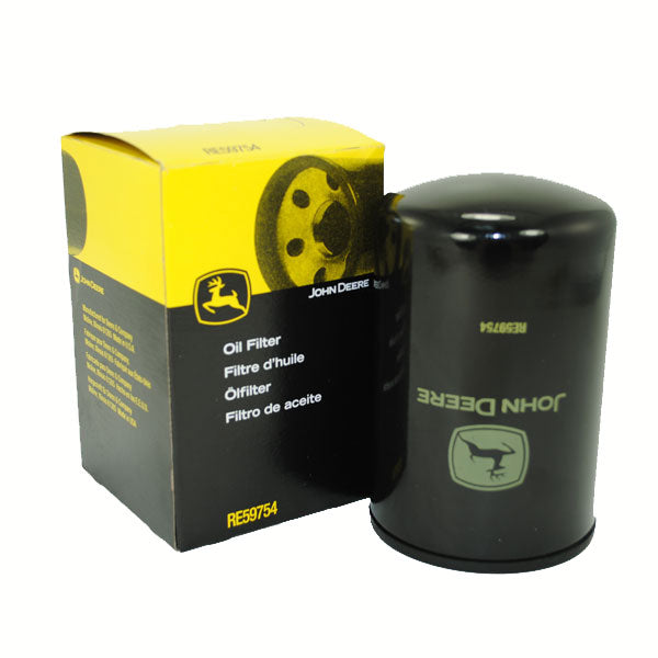 RE59754 - John Deere Spin-on Engine Oil Filter