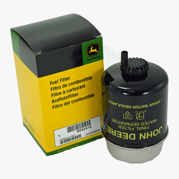 RE62418 - John Deere Spin-on Fuel Filter