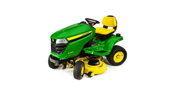 John Deere X354, 42-in. deck