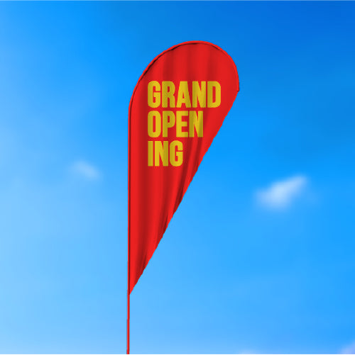 Teardrop Flags-Events & Large Format-PlusPrint