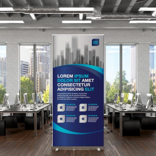 Pull Up Banners-Events & Large Format-PlusPrint