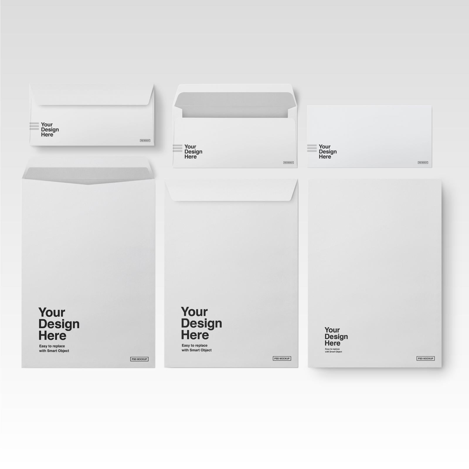 Envelopes-Stationary & Forms-PlusPrint