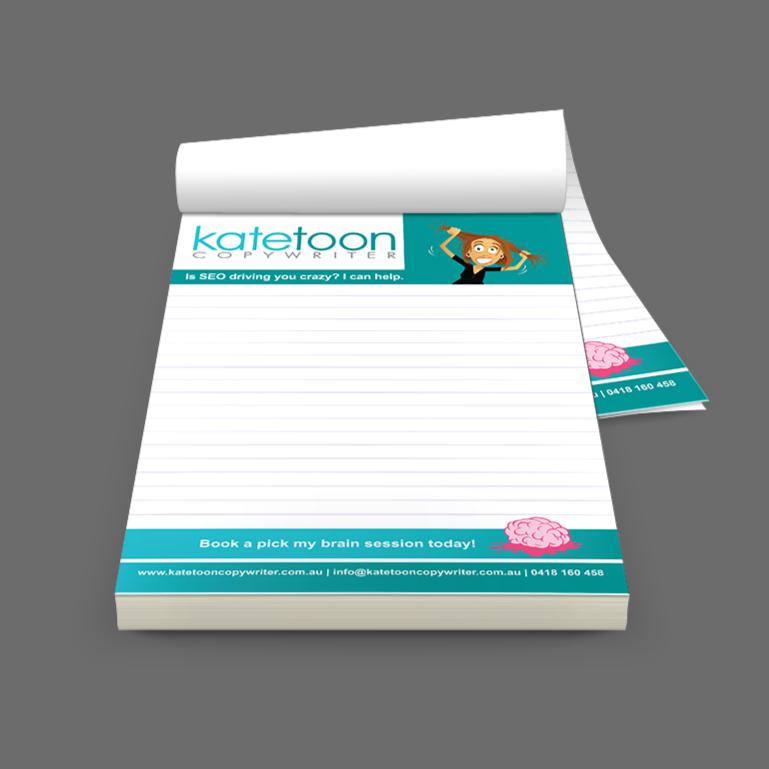 Notepads-Stationary & Forms-PlusPrint