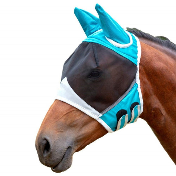 Horse Mask Anti-mosquito Horse Mask In Summer Breathable And Comfortable Horse Mask Equestrian Accessorie