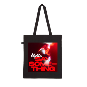 Say Something Tote