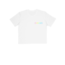 Load image into Gallery viewer, Disco Crop Tee