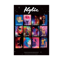 Load image into Gallery viewer, Kylie 2021 A3 Calendar