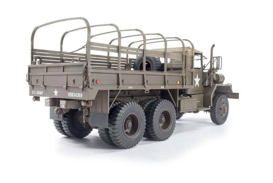 1/35 US M54A2 5 TON 6x6 CARGO TRUCK