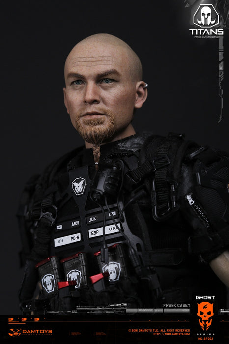 1/6 GHOST SERIES - TITANS PMC - FRANK CASEY