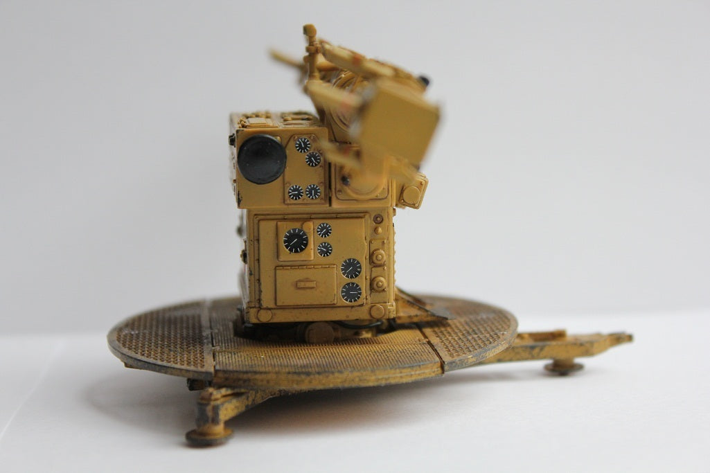 1/35 GERMAN TELEMETER KDO MOD.40 WITH SD.ANH52 TRAILER