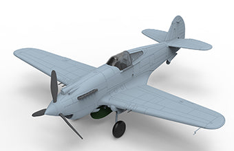 1/48 CURTISS P-40C 'WARHAWK' FIGHTER (US ARMY AIR FORCE)
