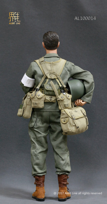 1/6 WWII US ARMY MEDICAL GUARD SET
