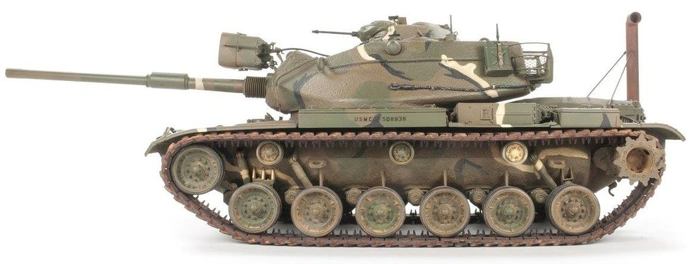 1/35 M60A1 PATTON MAIN BATTLE TANK AFV CLUB AF35060