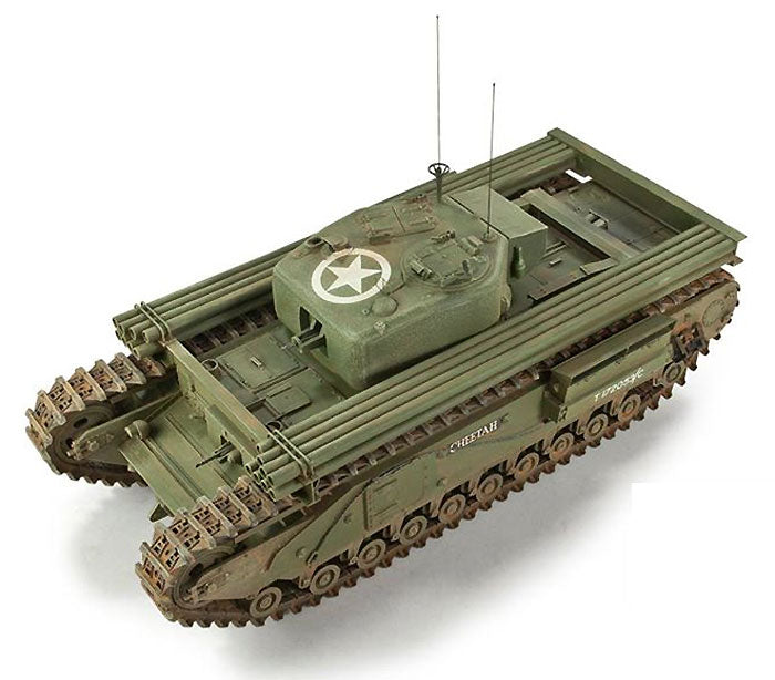 1/35 CHURCHILL AVRE WITH SNAKE LAUNCHER AFV CLUB AF35259