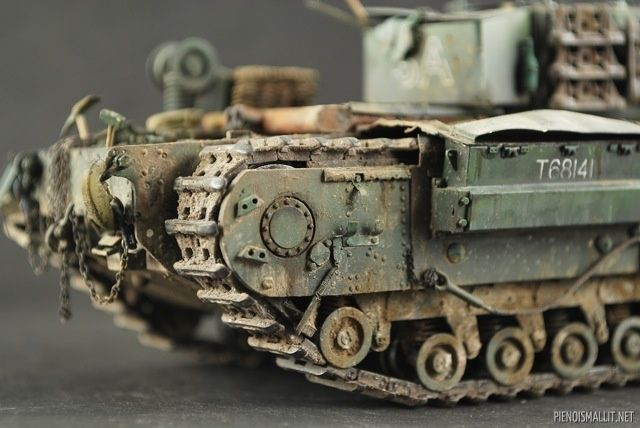 1/35 CHURCHILL MK.III AVRE AFV CLUB AF35167