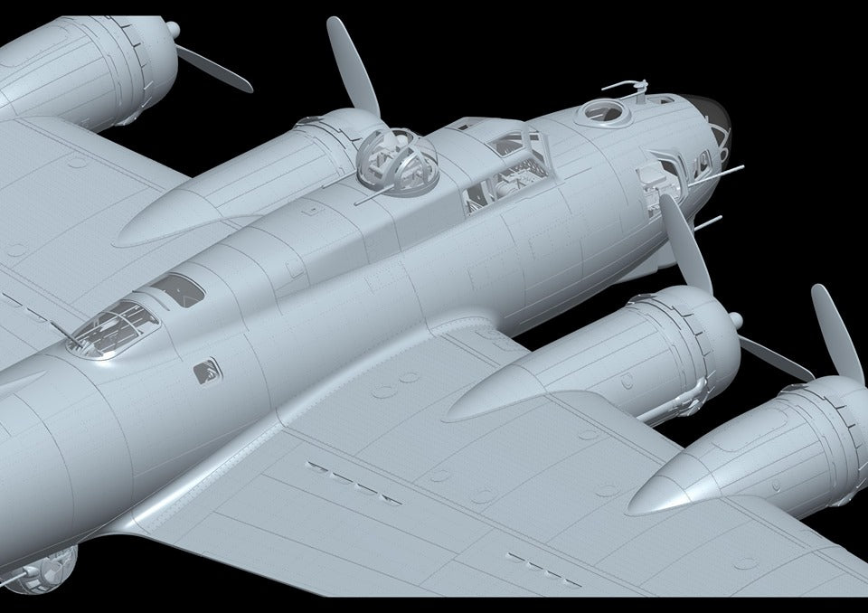 1/48 B-17G Early Version from HK Models 01F001 HONG KONG MODEL 01F001