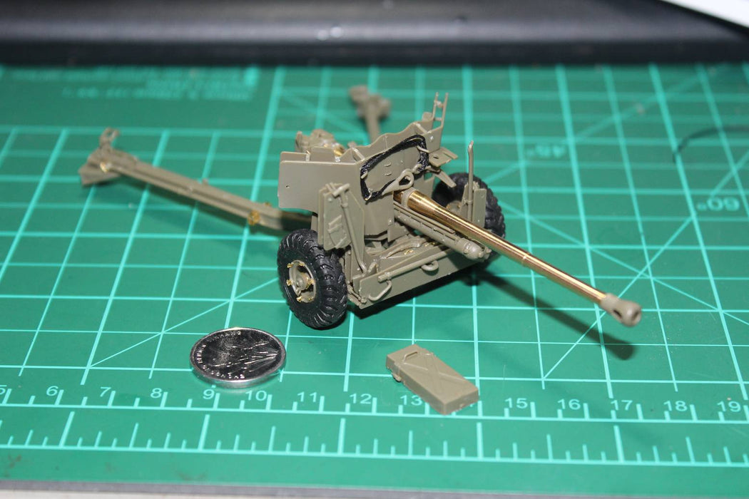 1/35 BRITISH MK.4 6PDR ANTI-TANK GUN AFV CLUB AF35217
